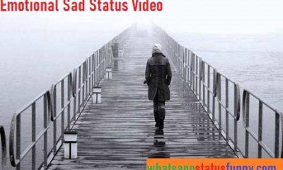 Emotional Sad Status Video Download