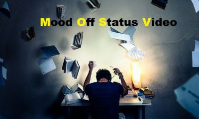 Mood Off Whatsapp Status Video Download