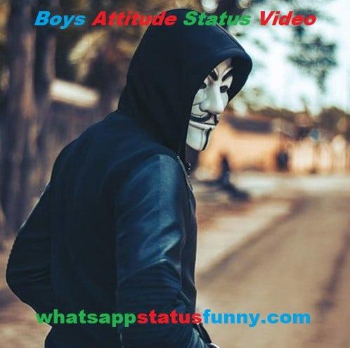 Boys Attitude Status Video Download