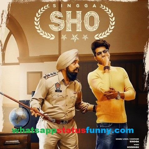 S.H.O Song Singga BN Sharma Whatsapp Status Video Download