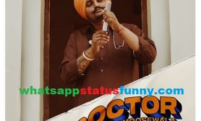 Doctor Song Sidhu Moose Wala Whatsapp Status Video Download