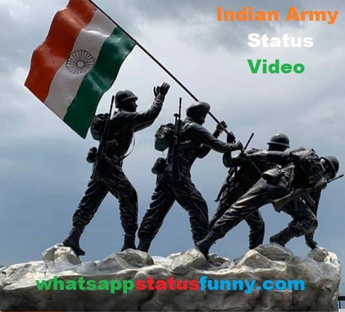 Indian Army Status Video For Whatsapp