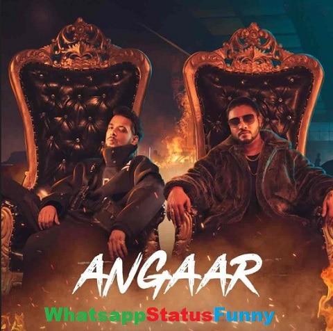 Angaar Song IKKA Raftaar Whatsapp Status Video Download