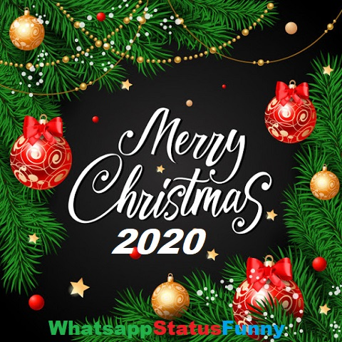 Merry Christmas 2020 Whatsapp Status Video Download