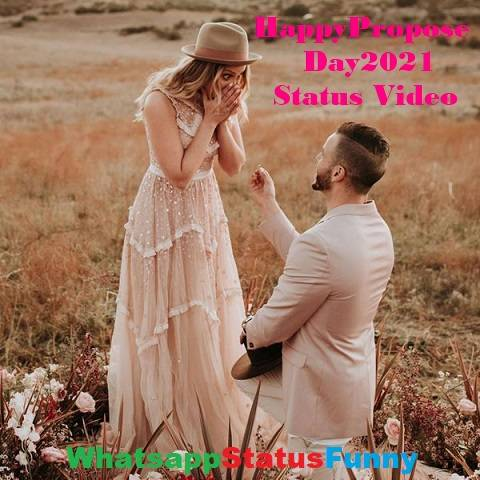 Happy Propose Day 2021 Status Video Download