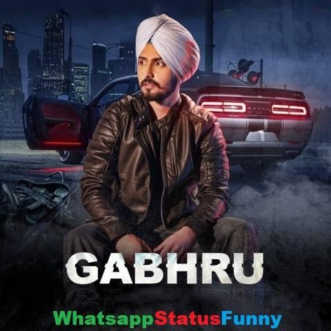 Gabhru Song Rangrez Sidhu Whatsapp Status Video Download