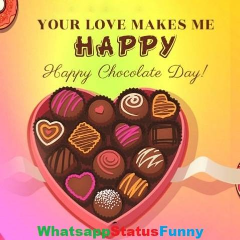 Happy Chocolate Day 2021 Status Video Download