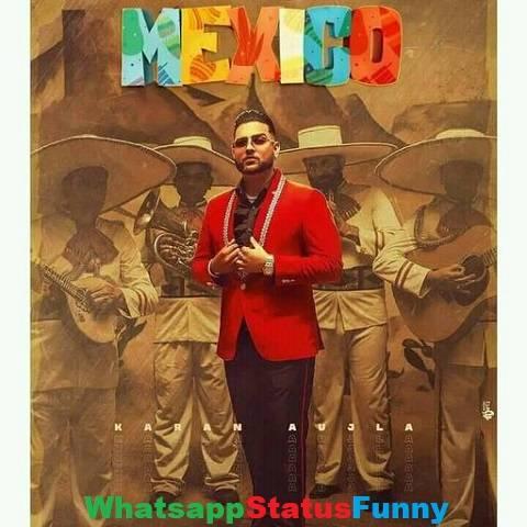 Mexico Koka Song Karan Aujla Whatsapp Status Video Download