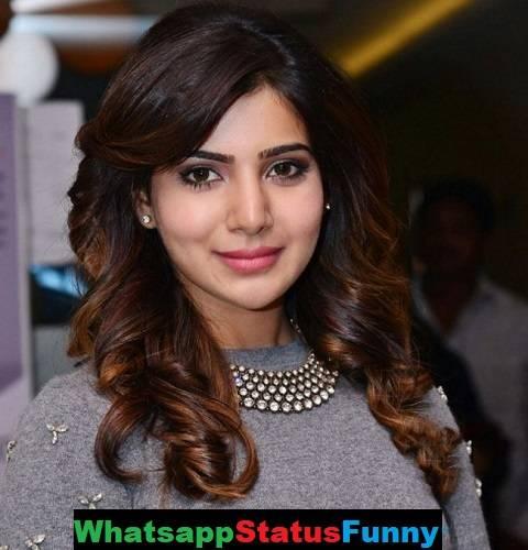 Samantha Akkineni Whatsapp Status Video Download