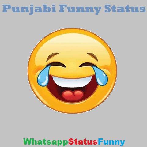 Punjabi Funny Status Download