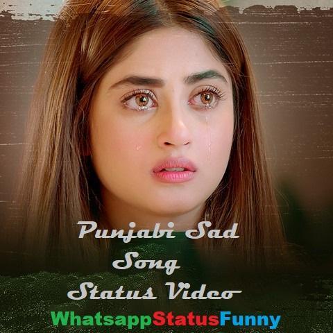 Punjabi Sad Song Status Video For Whatsapp Download