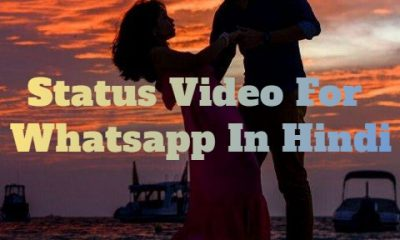 Status Video Download For Whatsapp In Hindi