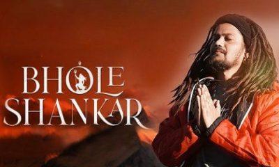 Bhole Shankar Song Hansraj Raghuwanshi Status Video Download