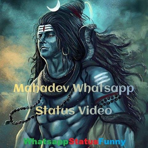Mahadev Whatsapp Status Video Download