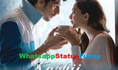 Kabhii Tumhhe Song Darshan Raval Status Video Download