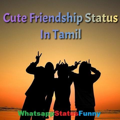 Cute Friendship Status In Tamil Download