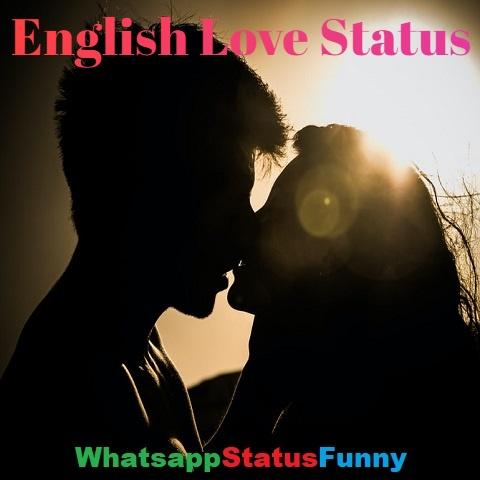 English Love Status Download