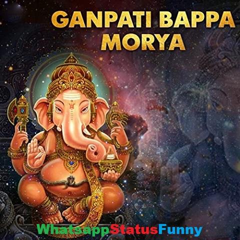 Ganpati Bappa Morya Status Video Download For Whatsapp