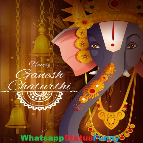 Happy Ganesh Chaturthi 2021 Status Video Download