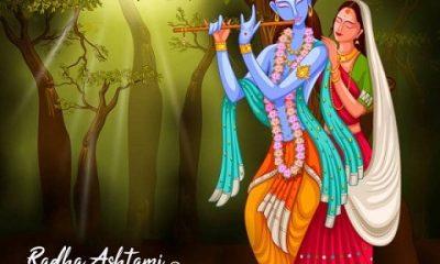 Happy Radha Ashtami Whatsapp Status Video Download