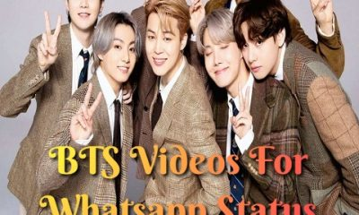 BTS Videos For Whatsapp Status Download
