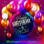 Happy Birthday Wishes Status Video Download