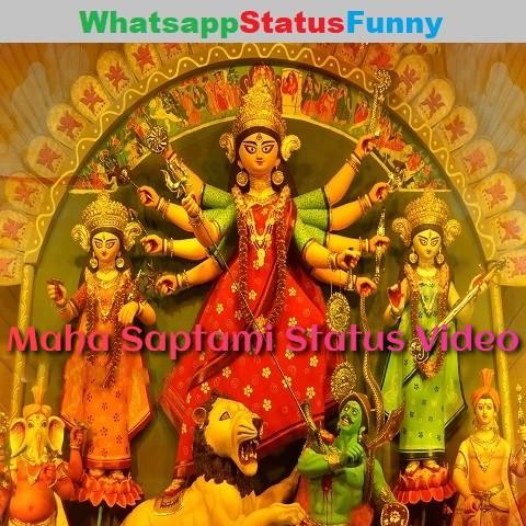 Maha Saptami Status Video Download